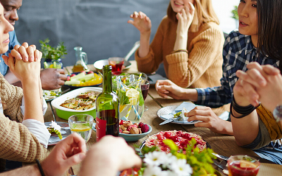 Six Tricks To Eating Healthy Over The Holidays